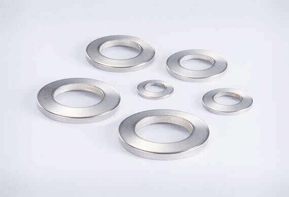 皿ばね座金 軽荷重用(1L)